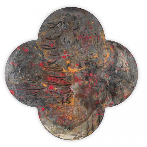 Shades of Grey– After Jackson Pollock 2020
